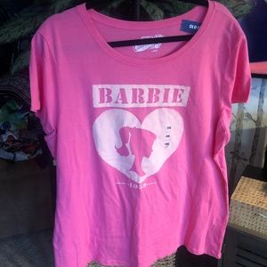 🎄SALE🎄Old Navy Collectables Barbie 1959 Shirt